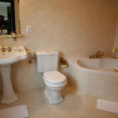 Отель Rezidence Liběchov Кропачова-Врутице ванная