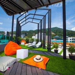 Отель The Crib Patong с домашними животными