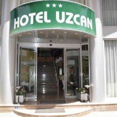 Grand Uzcan Hotel Турция, Усак - отзывы, цены и фото номеров - забронировать отель Grand Uzcan Hotel онлайн вид на фасад