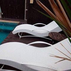 Отель Nirvana Boutique Suites Паттайя бассейн фото 2