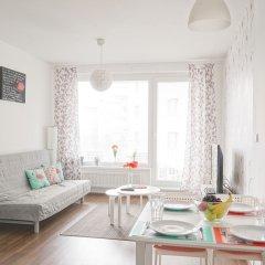 Апартаменты Modern Apartment Prague комната для гостей фото 5