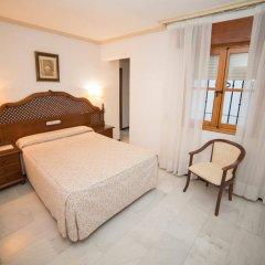 Los Omeyas Hotel комната для гостей фото 2