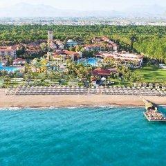 Paloma Grida Resort & Spa Турция, Белек - 8 отзывов об отеле, цены и фото номеров - забронировать отель Paloma Grida Resort & Spa - All Inclusive онлайн пляж фото 2