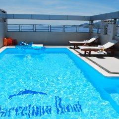 Barcelona Hotel Nha Trang бассейн
