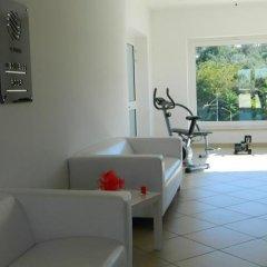 Отель Medea Resort Беллона фитнесс-зал фото 2