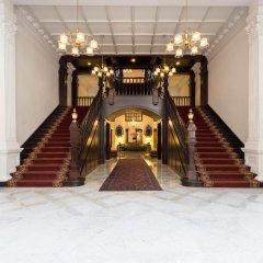 Отель Raffles Singapore интерьер отеля