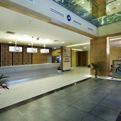 Отель Hilton Garden Inn Istanbul Golden Horn интерьер отеля фото 2