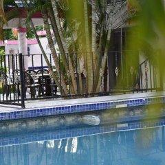 Отель Garden Suites Cancun Мексика, Канкун - отзывы, цены и фото номеров - забронировать отель Garden Suites Cancun онлайн бассейн фото 2