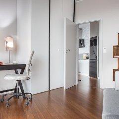 Отель 40th+ Floor Luxury Apartments in Sky Tower Польша, Вроцлав - отзывы, цены и фото номеров - забронировать отель 40th+ Floor Luxury Apartments in Sky Tower онлайн удобства в номере фото 2