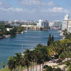 Отель The Alexander Miami Beach пляж