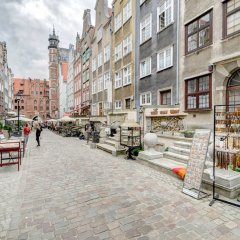 Апартаменты Gdańsk Old Town Apartments Гданьск фото 3