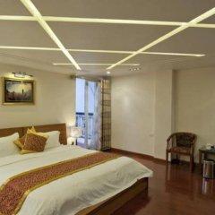 Отель Sapa Paradise Hotel Вьетнам, Шапа - отзывы, цены и фото номеров - забронировать отель Sapa Paradise Hotel онлайн комната для гостей фото 2