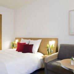 Отель Novotel Edinburgh Centre 4* Улучшенный номер с различными типами кроватей фото 2