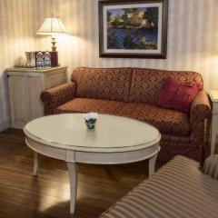 Отель Château Vaudreuil Hôtel & Suites Канада, Монреаль - отзывы, цены и фото номеров - забронировать отель Château Vaudreuil Hôtel & Suites онлайн комната для гостей фото 3