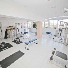 Отель Pierre & Vacances Mallorca Deya фитнесс-зал фото 2