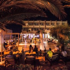 Tylissos Beach Hotel развлечения