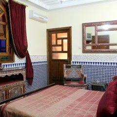 Отель Riad La Perle De La Médina Марокко, Фес - отзывы, цены и фото номеров - забронировать отель Riad La Perle De La Médina онлайн балкон