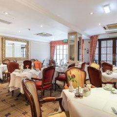 Отель Park Lane Mews Лондон питание