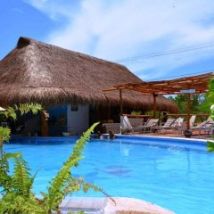 Отель Cielito Holbox бассейн фото 3