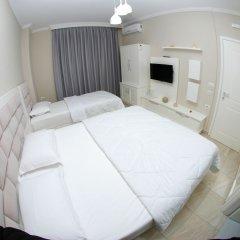 Отель Mare Албания, Ксамил - отзывы, цены и фото номеров - забронировать отель Mare онлайн комната для гостей фото 4