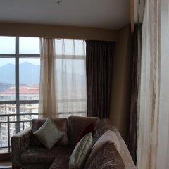 Shanshui Trends Hotel Beijing Yanxi Branch комната для гостей фото 4