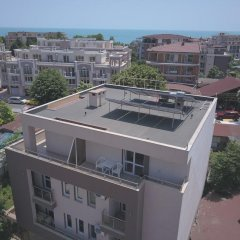 Отель Ivatea Family Hotel Болгария, Равда - отзывы, цены и фото номеров - забронировать отель Ivatea Family Hotel онлайн пляж