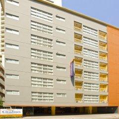 Отель Citadines Sukhumvit 16 Bangkok Таиланд, Бангкок - 1 отзыв об отеле, цены и фото номеров - забронировать отель Citadines Sukhumvit 16 Bangkok онлайн городской автобус