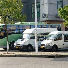 Joyfulstar Hotel Pudong Airport Chenyang городской автобус