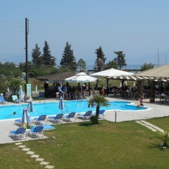 Egrypos Hotel & Apartments бассейн