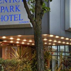 Отель Central Park Великобритания, Лондон - 1 отзыв об отеле, цены и фото номеров - забронировать отель Central Park онлайн фото 8
