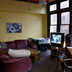 Отель The Cambie Hostel Gastown Канада, Ванкувер - отзывы, цены и фото номеров - забронировать отель The Cambie Hostel Gastown онлайн интерьер отеля фото 3