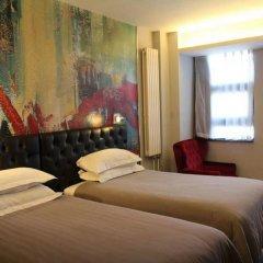 FX Hotel ZhongGuanCun комната для гостей