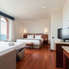 Отель Eurostars Ciudad De La Coruna Hotel Испания, Ла-Корунья - 1 отзыв об отеле, цены и фото номеров - забронировать отель Eurostars Ciudad De La Coruna Hotel онлайн комната для гостей
