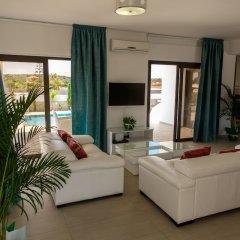 Отель Villa Andriana комната для гостей фото 4