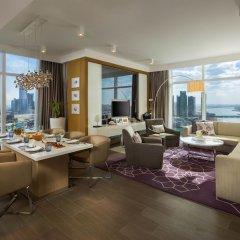 Отель Beach Rotana Residences интерьер отеля фото 2