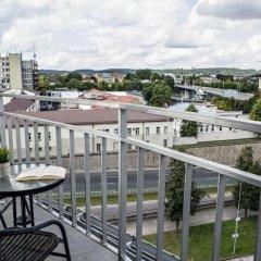 Отель Art City Inn Литва, Вильнюс - - забронировать отель Art City Inn, цены и фото номеров балкон