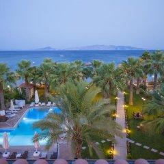 My Marina Select Hotel Турция, Датча - отзывы, цены и фото номеров - забронировать отель My Marina Select Hotel онлайн пляж фото 2
