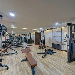 Отель Omega Hotel ОАЭ, Дубай - отзывы, цены и фото номеров - забронировать отель Omega Hotel онлайн фитнесс-зал фото 3