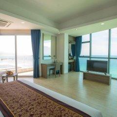Отель Golden Peak Resort & Spa Вьетнам, Камрань - отзывы, цены и фото номеров - забронировать отель Golden Peak Resort & Spa онлайн комната для гостей фото 5