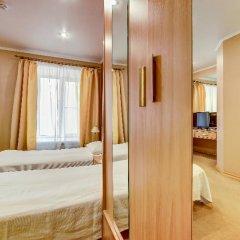 Мини-Отель Поликофф Стандартный номер с разными типами кроватей фото 15