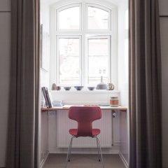 Отель Alexandra Дания, Копенгаген - отзывы, цены и фото номеров - забронировать отель Alexandra онлайн удобства в номере фото 3