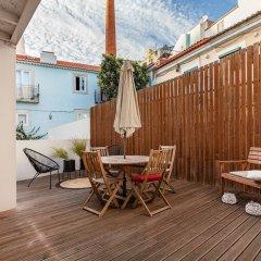 Отель Alfama Best Terrace & View Gonzalos Home