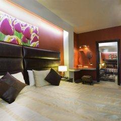 Отель Diana Boutique Hotel Греция, Родос - отзывы, цены и фото номеров - забронировать отель Diana Boutique Hotel онлайн комната для гостей фото 2