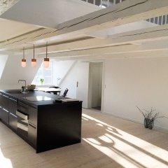 Отель Heart of Copenhagen - Luxury Копенгаген комната для гостей