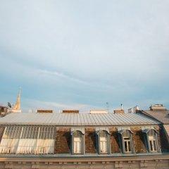 Отель High Street Suites Вена балкон