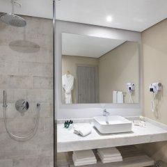 Отель Marina Bay Марокко, Танжер - отзывы, цены и фото номеров - забронировать отель Marina Bay онлайн ванная фото 2