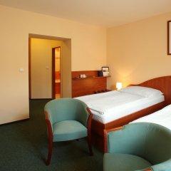 Отель Palace Чехия, Пльзень - отзывы, цены и фото номеров - забронировать отель Palace онлайн комната для гостей фото 2