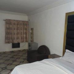 Отель AFRICAN PRINCESS HOTEL New Haven Нигерия, Энугу - отзывы, цены и фото номеров - забронировать отель AFRICAN PRINCESS HOTEL New Haven онлайн комната для гостей фото 3