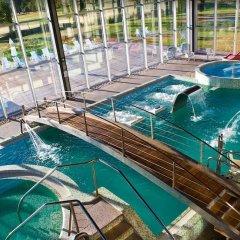 Отель Oca Golf Balneario Augas Santas Испания, Пантон - отзывы, цены и фото номеров - забронировать отель Oca Golf Balneario Augas Santas онлайн бассейн