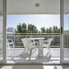 Отель Apartamentos Los Peces Rentalmar Испания, Салоу - 1 отзыв об отеле, цены и фото номеров - забронировать отель Apartamentos Los Peces Rentalmar онлайн балкон
